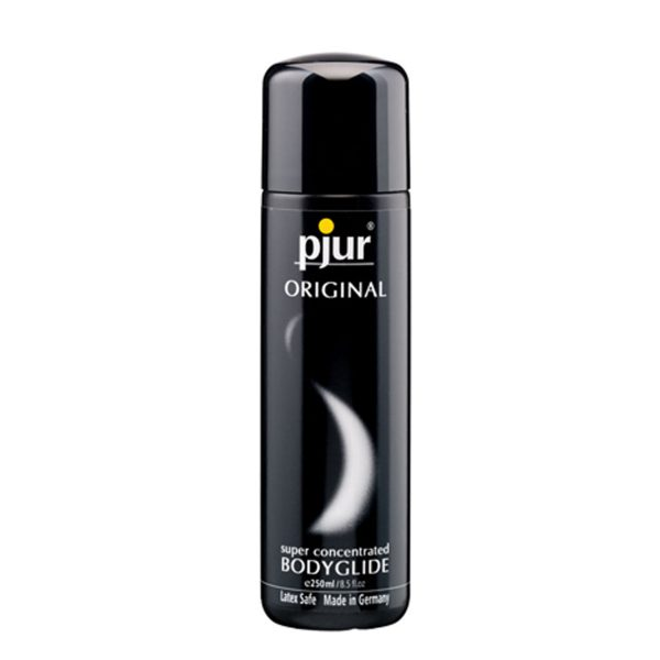Our all-around product for maximum enjoyment. Pjur ORIGINAL is the first and bestselling personal silicone lubricant in the world. It provides a pleasurable