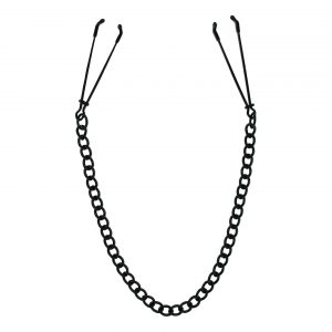 Look stylish while using these Black Nipple Tweezer Clamps. Made for nipple play