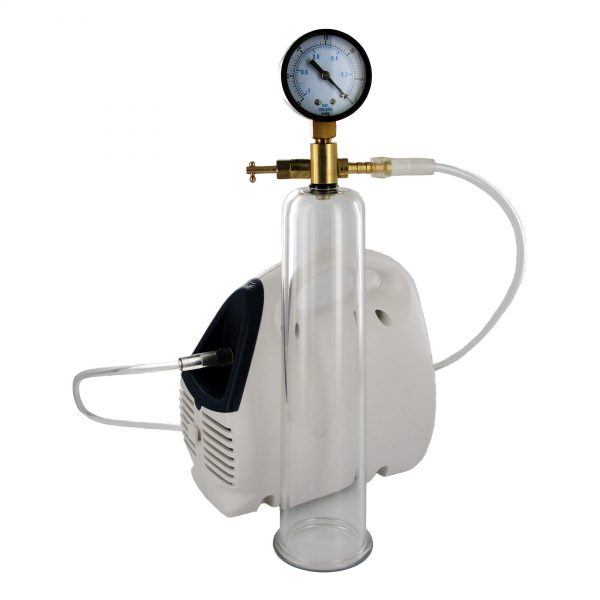 The Bionic Electric Pump lets you take your pumping experience to the next level Our unique adapter lets you use this incredible pump with other Size Matters cylinders. It provides a continuous even flow of vacuum pressure