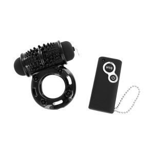 Be her HerO with this remote control vibrating cock ring This stretchy silicone ring fits comfortably over your shaft (balls to