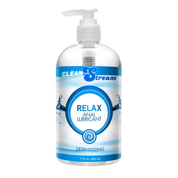 Relax Anal Lubricant is a desensitizing lube that can help ease some of the potential discomfort associated with anal play. This silky smooth liquid keeps unwanted friction at bay