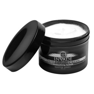 This ultra lubricating priming cream provides just the right amount of numbing to make it ideal for all types of anal stretching play. Specifically formulated for the deepest penetration