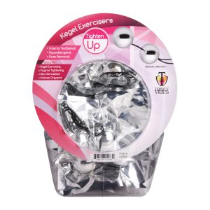 This display puts more pleasure and tightness within easy reach. The 16 count fishbowl display is perfect for countertops and trade shows. Each individually sealed and labeled foil packet contains a pair of slick