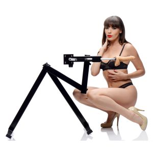 Experience unlimited positions with the Matrix Multi Faceted Fucking Machine. With this premium machine