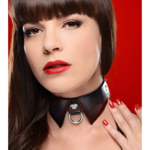 With this collar