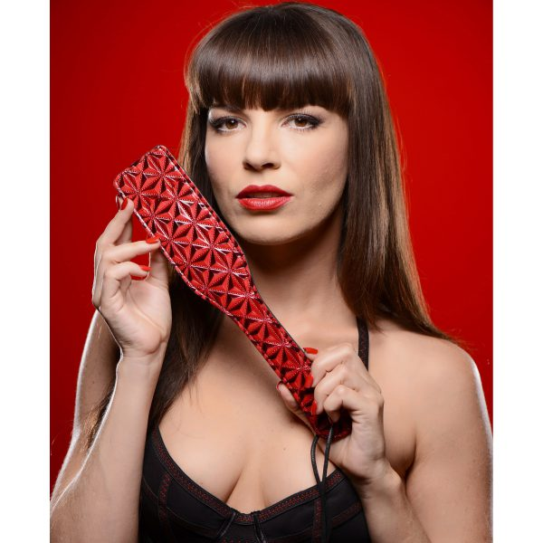 Perfect for disciplining your naughty plaything