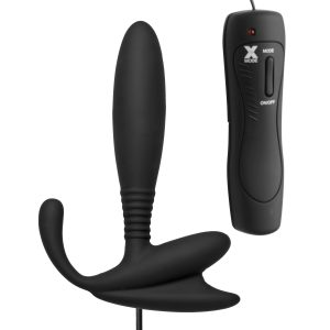 This premium prostate exercising tool is ideal for anal massage and stimulation. Contoured to curve with the male anatomy perfect so it massages the prostate and the perineum simultaneously