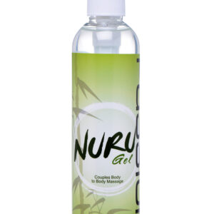 Indulge in the Japanese art of Nuru massage in the comfort of your own home with this slick and thick gel - Nuru massage increases intimacy and is an erotic way to relieve stress and pleasure your partner. This Massage Gel is designed for sensual body-to-body massage