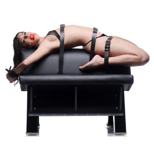 Stock your dungeon and indulge in our most essential bondage staples with this comprehensive