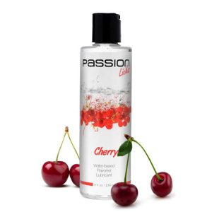 Introducing Passion Licks Water-Based Flavored Lubricant Perfect for oral