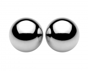 BenWa Balls are the ideal internal training toy to increase the strength of your pelvic muscles! Tighten your vaginal muscles and reap the benefits of a healthy pelvic muscle group - support your uterus