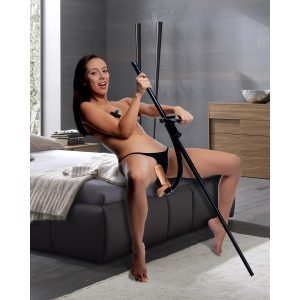 Fuck yourself with a pogo-stick The Pleasure Pole is perfect for getting pounded standing up