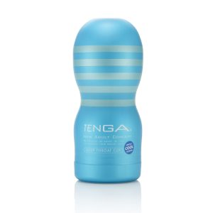 Beat the Heat with COOL TENGA COOL TENGA CUPs feature a cooling menthol-infused lubricant that send a soothing