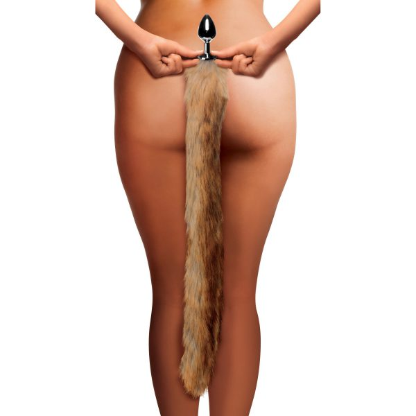 Become the perfect pet for your partner Let out the wild animal within with a long