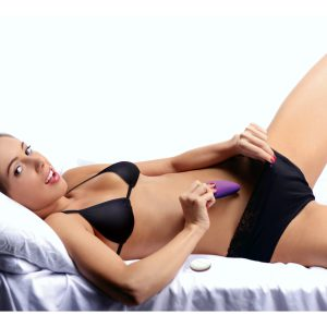 Tease yourself or your partner with a set of vibrating panties If you are playing solo