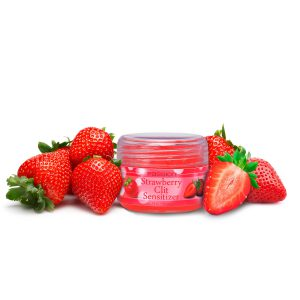 Passion Strawberry Clit Sensitizer delivers sexy sensations that enhance oral sex for both partners. This light