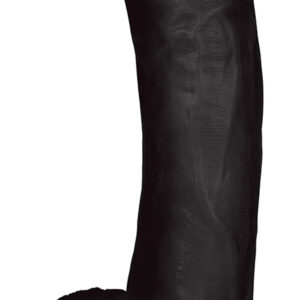 This mammoth 10 inch cock is rock hard and ready to ride Realistically crafted out of phthalate-and-latex free enhanced PVC