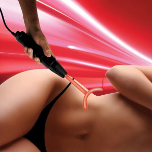 Expand your Violet Wand play with 7 electrically erotic accessories Light up your love life with a sensual and stimulating light show as you hover and glide the glowing attachments over the most sensitive areas of the body. Each of the seven pieces of this kit plug into your Zeus Twilight Violet Wand