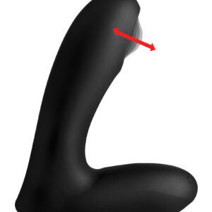 Discover the unique tapping technology of a prostate massager unlike any other. The 12x P-Tap will treat your hole to 3 speeds and 9 patterns of pin-pointed pulsation
