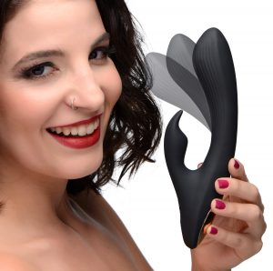 The Rabbit Vibe with a twist! Bend and conform this exciting new vibe however your like – find your preferred shape for peak personal pleasure and treat yourself to a buzzing