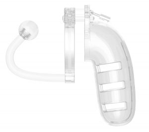 ManCage Chastity Cages are manufactured from high-grade polycarbonate