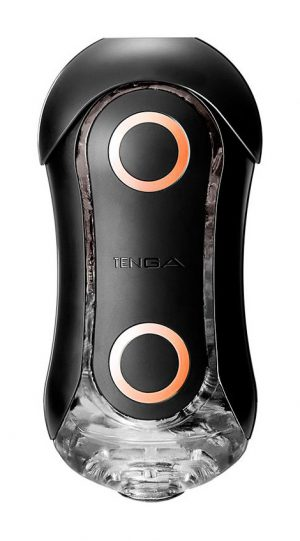 Feel the thrill of the crash with the Strong Orange Crash Flip Orb from Tenga! The stimulation orbs are suspended in the softness of elastomer and provide a solid round texture for your member to rub against during use.   Enjoy the texture of the countless enveloping nubs with dynamic edges and depth that line the inside of the Orb  The hourglass shape and ergonomic design makes this masturbation device easy to hold during play and the outer pressure pads allow for direct control so you can find the prefect squeeze and sensation.   The unique flip open function makes application of lubricant and cleaning easier and fast – keep it open to allow the inside to dry after a good wash.   Materials: ABS