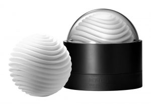 Wrap your shaft in the direct undulating pleasure of this unique male masturbator - the Tenga Geo offers men a new way to play! Designed to turn inside out to completely encapsulate your penis with a dense and satisfying texture without the burden of plastic parts or rigid rubbers to ruin your fun. The entire Tenga Geo is flexible to provide your man meat just the right amount of stimulation