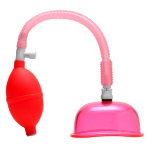 Experience new levels of titillation With the Size Matters Vaginal Pump Kit