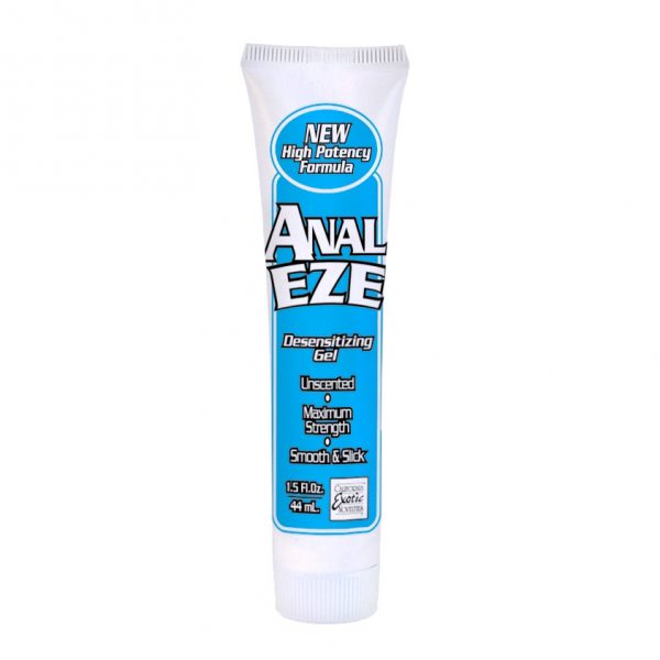 Brand New Formula.Maximum strength Benzocaine desensitizing gel. Unscented
