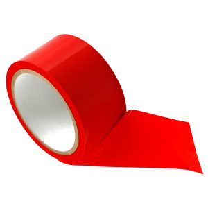 Put your lover in a sticky situation with this non-sticky bondage tape. This shiny PVC tape only sticks to itself