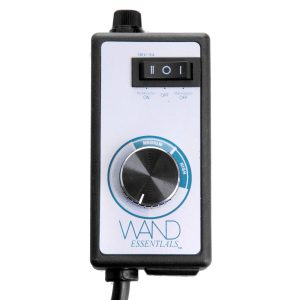 Turn your 2 speed wand into a variable speed wand with this variable speed controller. While your current wand massager may be strong and powerful