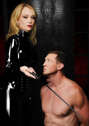 This cane packs a swift sting wherever it stroked. I enjoy using it for corporal punishment-style play where a quick hit really gets the attention of the sub receiving it.  -Mistress Isabella Sinclaire   Your sub better obey... or else This Intense Impact Cane is not for the weak. With a solid plastic rod