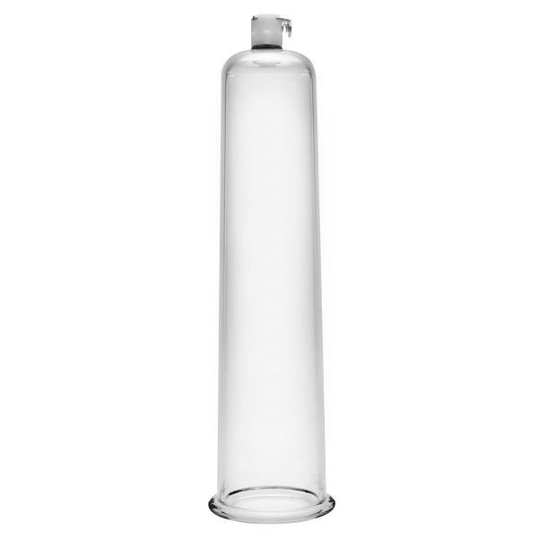 Clear Acrylic Premium Penis Pump Cylinders. Each cylinder is hand crafted and made of the finest