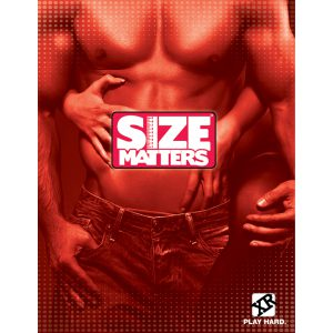 Easily browse 20 pages of Size Matters products in vibrant color The 2016 full line catalog contains photos