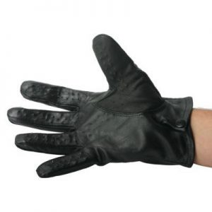 """Into intense sensation play? Try out these Vampire Gloves. These gloves contain nearly 100 1/8"""" tacks that create a indescribable sensation over the part of your body that is being touched. These gloves will not puncture the skin unless they are used out of context (ex. slapping"""