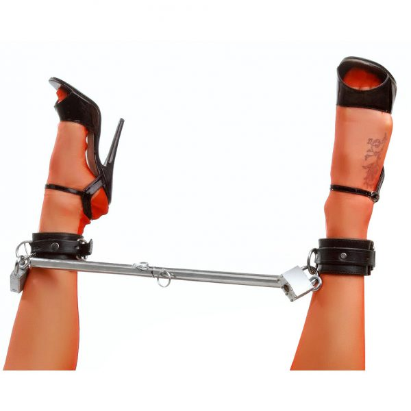 Adjustable General Purpose bar. Adjustable from 25 inch to 36 inch. Does not include cuffs.