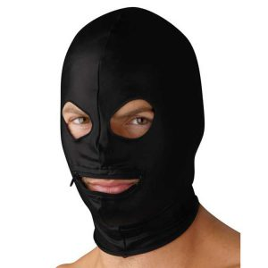This lightweight spandex hood gives your sub a feeling of being contained and enclosed