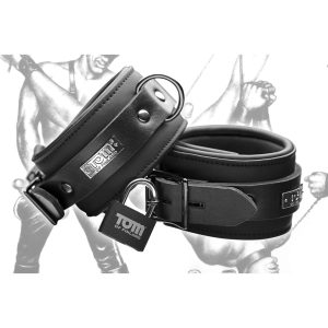 These Neoprene ankle cuffs are adjustable