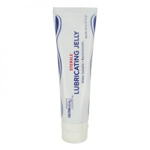 Surgical lubricant is ideal for use with medical equipment for those who want to engage in their sexual medical fantasies. It is a water-soluble material and acts as a cleansing agent. Size: 4oz Tube. Note: Packaging and manufacturer may vary.