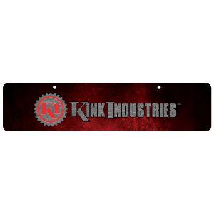 Kink Industries Display Sign