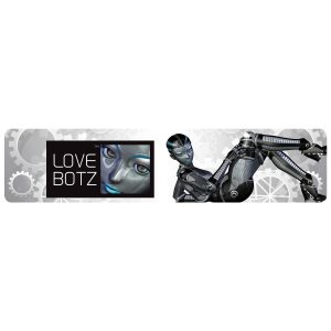 LoveBotz Display Sign