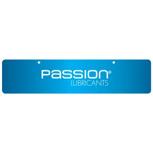 Cap off your Passion Lubricants display with an attractive and functional planogram banner. Printed on heavy cardstock
