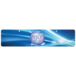 Zeus Electrosex Display Sign