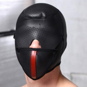 This versatile hood is designed to make it easy to objectify yourself or your partner